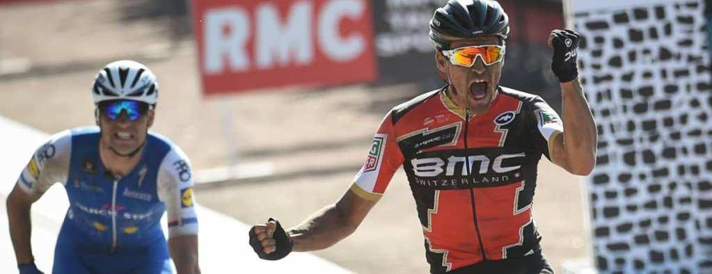 Greg Van Avermaet gana en París - Roubaix