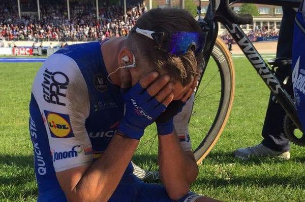 Stybar en París - Roubaix