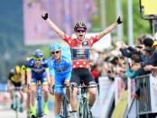 Bouwsman gana la tercera etapa del Criterium Du Dauphiné