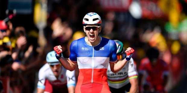 Demare gana la cuarta etapa del Tour de Francia