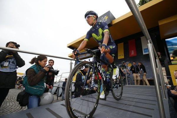 Nairo Quintana Tour de Francia