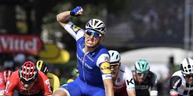 Kittel gana la sexta etapa del Tour de Francia