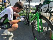 Cavendish en el Tour de Dubái