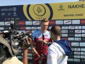 Kittel tras la segunda etapa del Dubái Tour