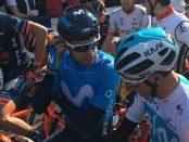 Chris Froome y Mikel Landa