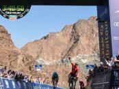 Sonny Colbrelli vence en un final de infarto en la 4ª etapa del Dubái Tour