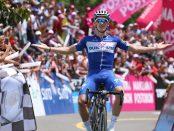 Julian Alaphilippe gana en la 4ª etapa de la Colombia Oro y Paz