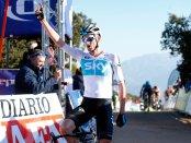Wouter Poels gana la 2ª etapa de la Vuelta a Andalucía