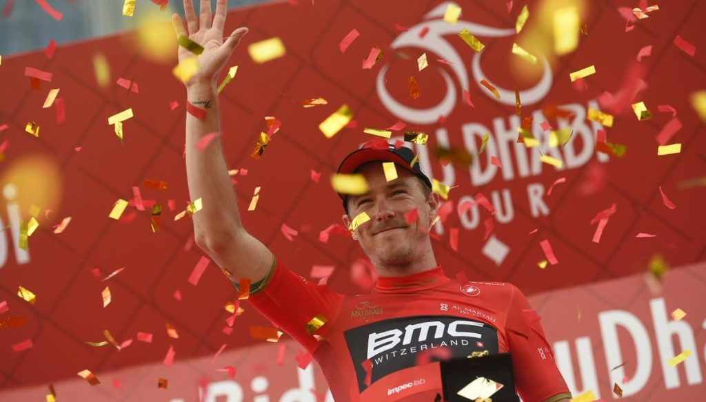 Rohan Dennis gana la 4ª etapa del Abu Dhabi Tour