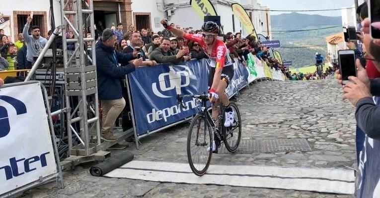 Wellens ganando en Andalucía