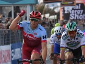 Sagan fue segundo en la 2ª etapa de la Tirreno - Adriático