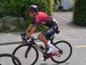 Egan Bernal en el Tour de Suiza