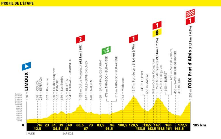 Etapa 15 Tour de Francia 2019
