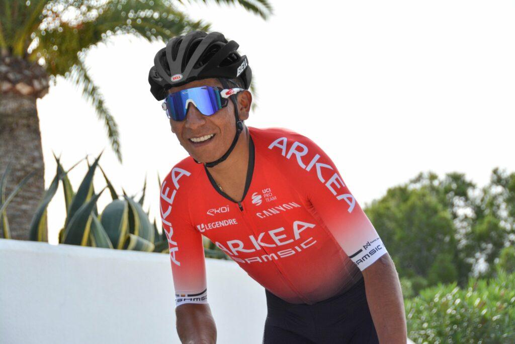 """Nairo Quintana: """"Necesitaba estar contento con lo que hago ..."""