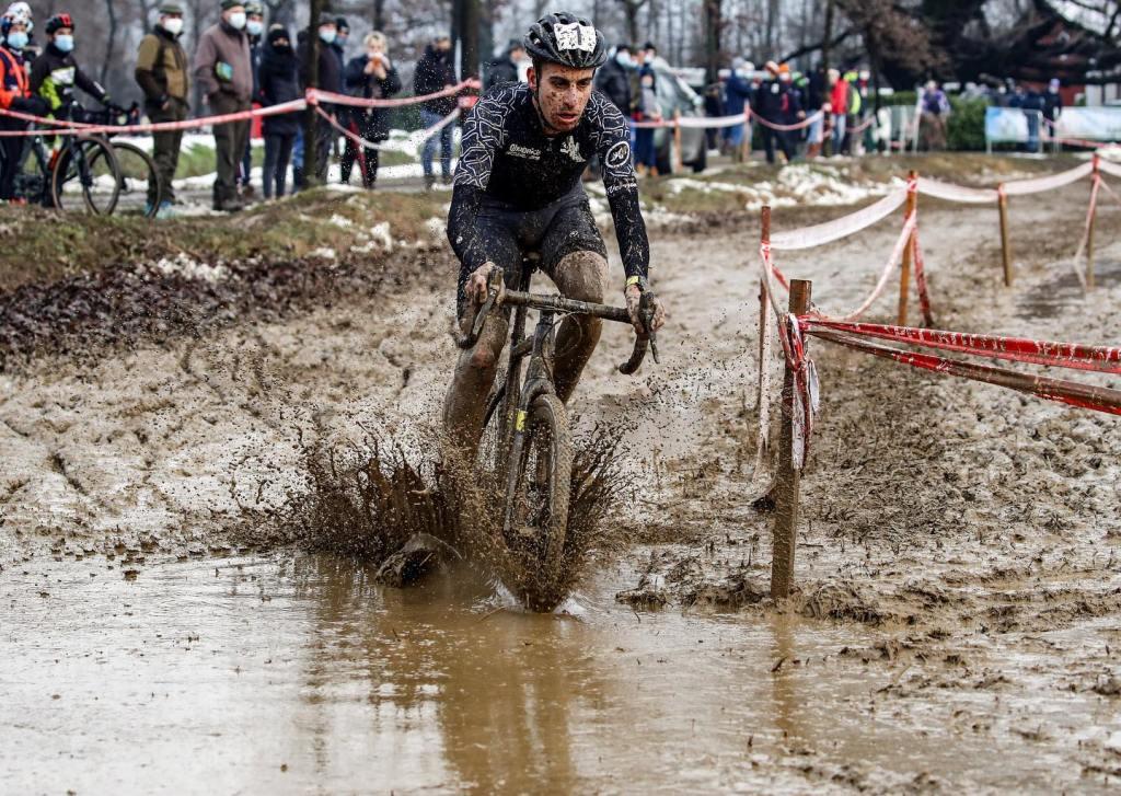 Fabio Aru ciclocross