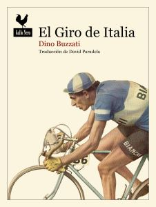 "Libro ""Giro de Italia"" de Dino Buzzati"