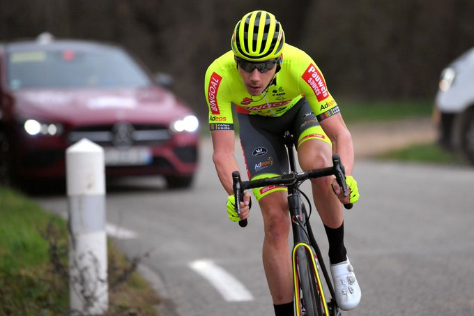Ludovic Robeer gana la Nokere Koerse