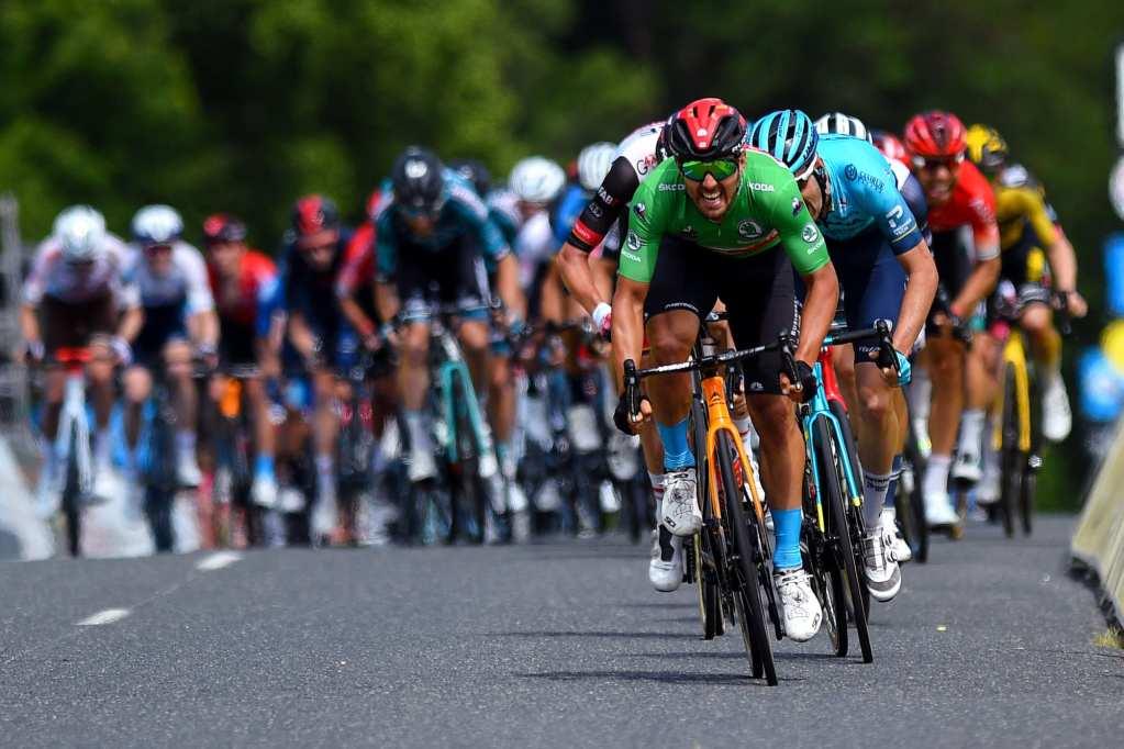 Colbrelli gana la 3ª etapa del Criterium Du Dauphine
