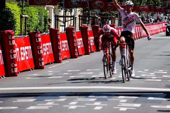 Dorian Godon gana la París Camebert