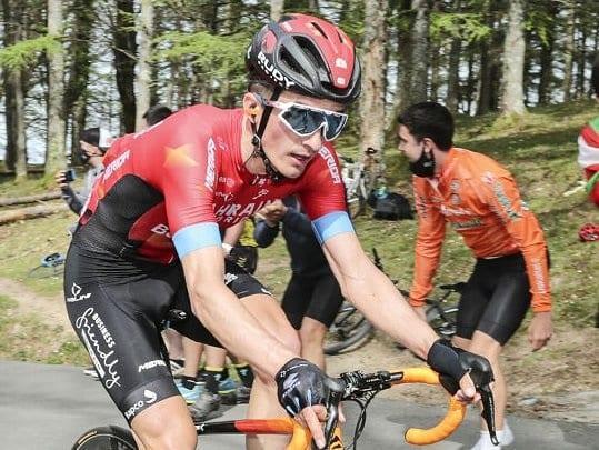 Pello Bilbao en el Tour de Francia