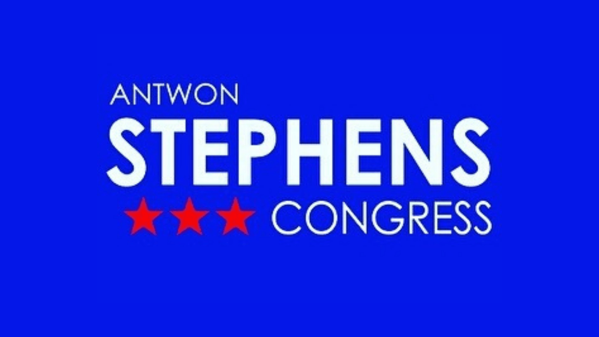 Logo for Antwon Stephens Campaign.