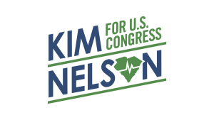 Logo of the Kim Nelson Campaign