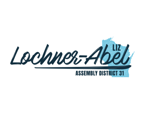 Logo for the Elizabeth Lohner-Abel Campaign.