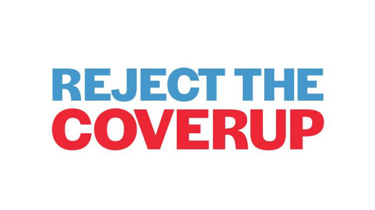 RejectTheCoverup