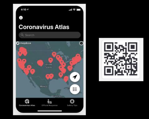 CoronaVirusAtlas