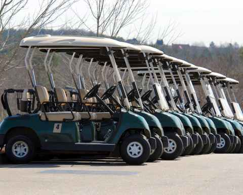 bag bus car cart