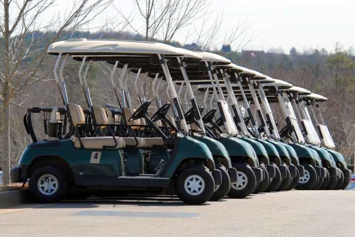 bag bus car cart