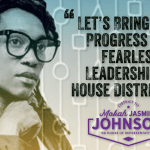 Mokah Johnson leadership