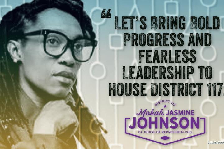 Mokah Johnson leadership