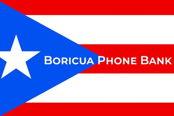 Boricua Phone Bank - Puerto Rico