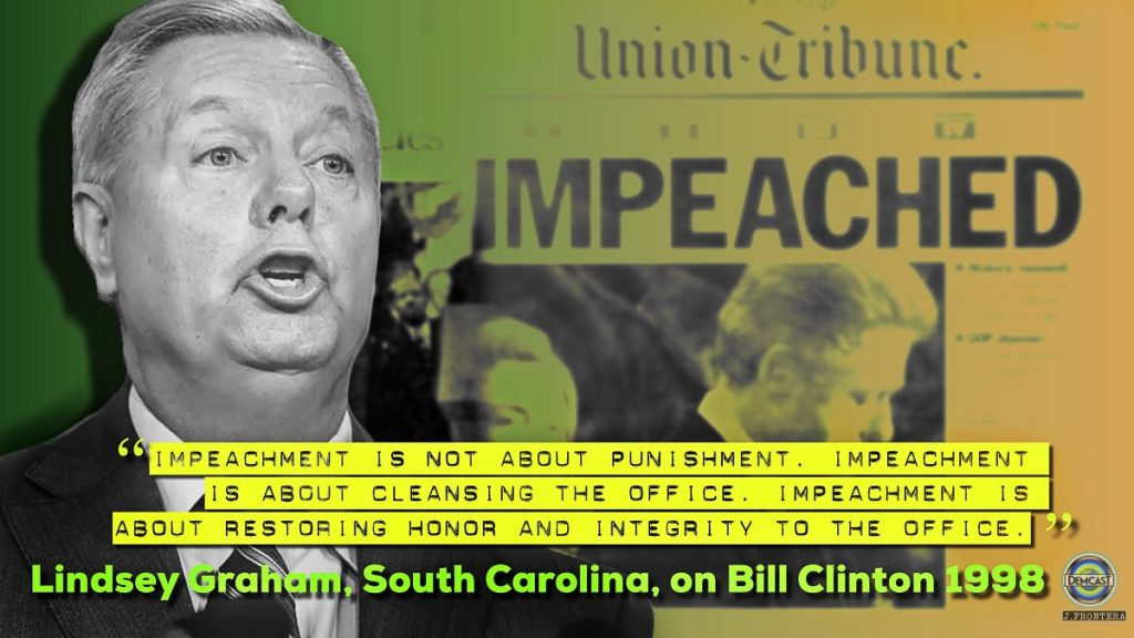 Lindsey Graham on impeachment