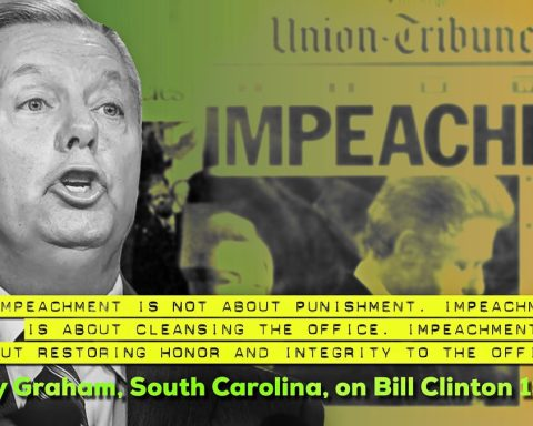 Lindsey Graham on impeachment