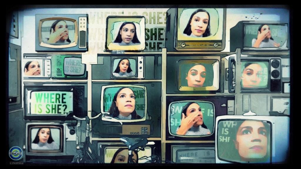 AOC video screens