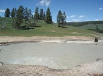 Steam Bath Yellowstone National Park, WY