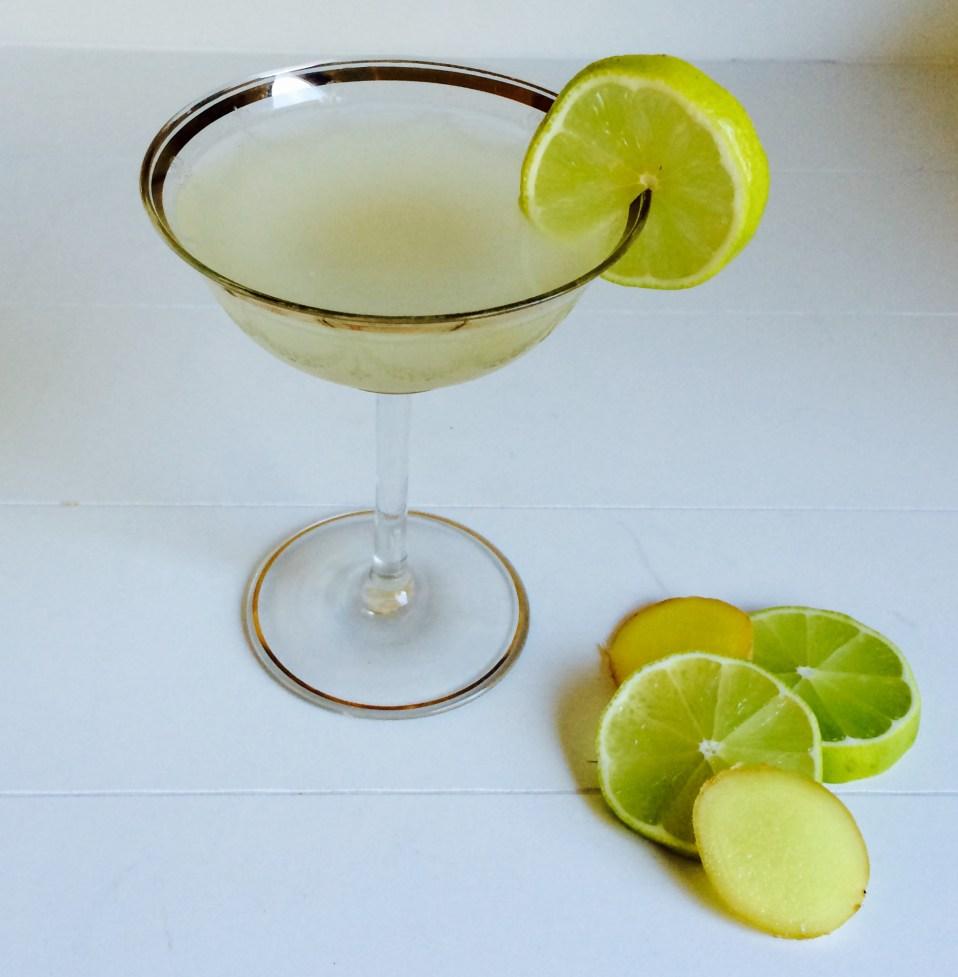 de cocktail van de Meisjes: de Lime-o-licious