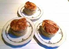 gratin van schorseneren en aardappel