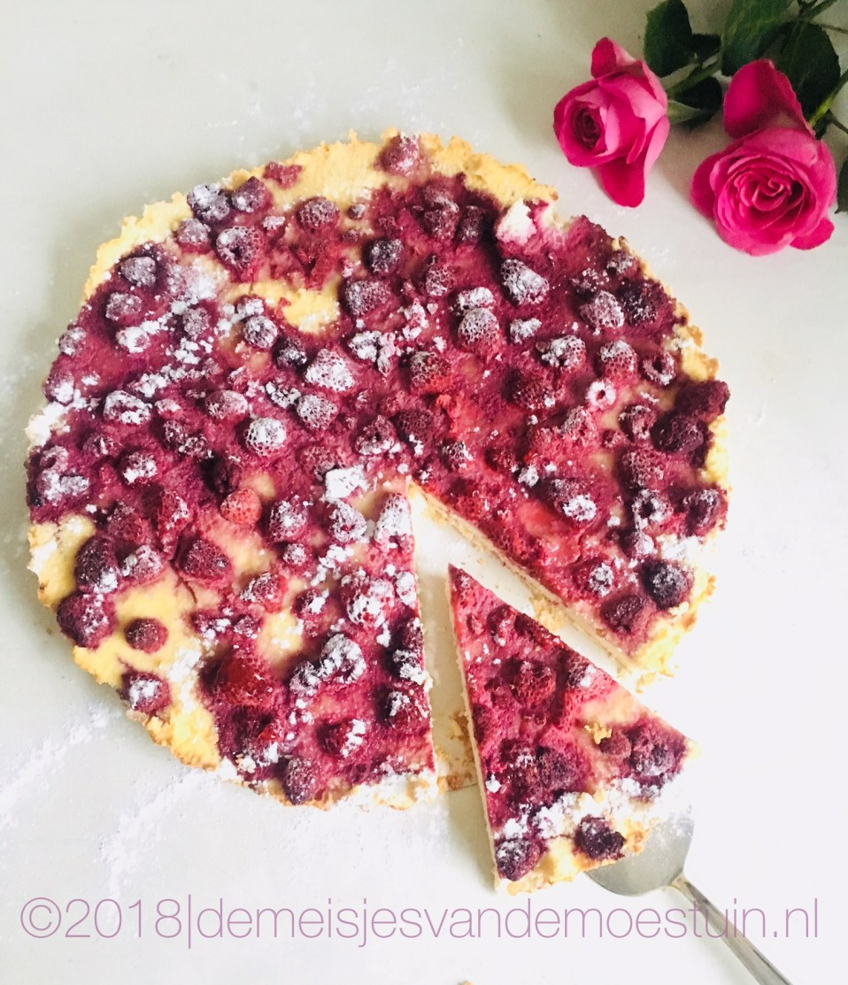 gezonde taart voor Valentijn