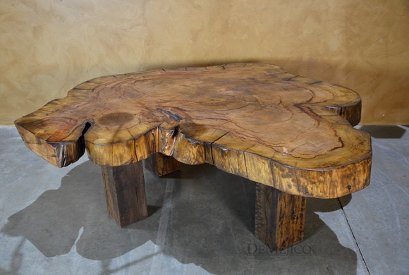 Large Tronco Tree Trunk Coffee Table
