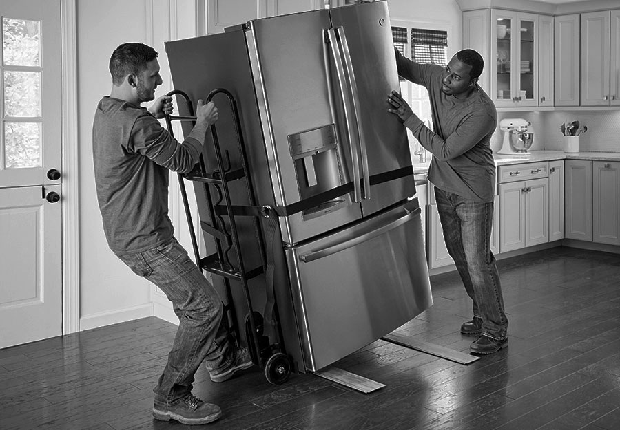 transport d un frigo