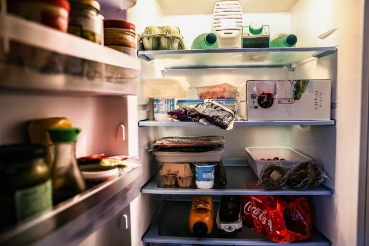 Déménager un réfrigérateur congélateur
