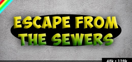 Escape From The Sewers