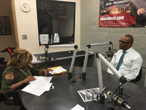 KCEP 88.1 FM Radio Interview with Dr. Dylan Wint and Mrs. Celeste Folmar