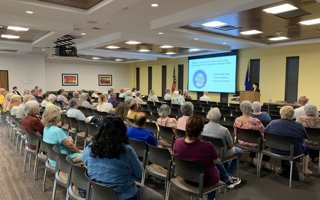 Birth of Pahrump's Dementia Film Series
