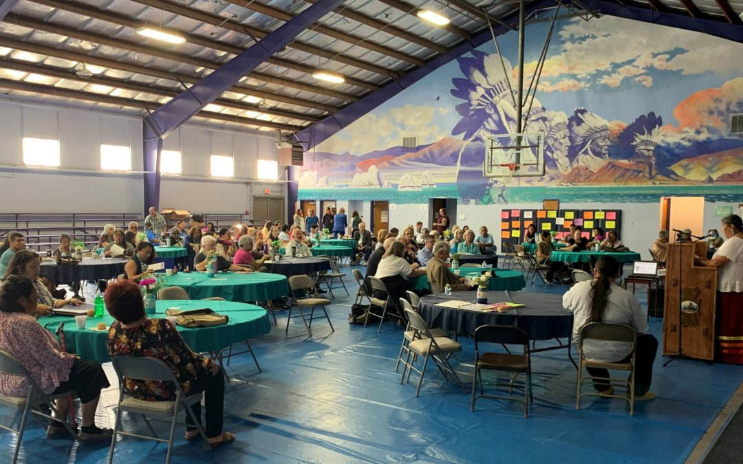 A Landmark Dementia Event for Nevada Tribes