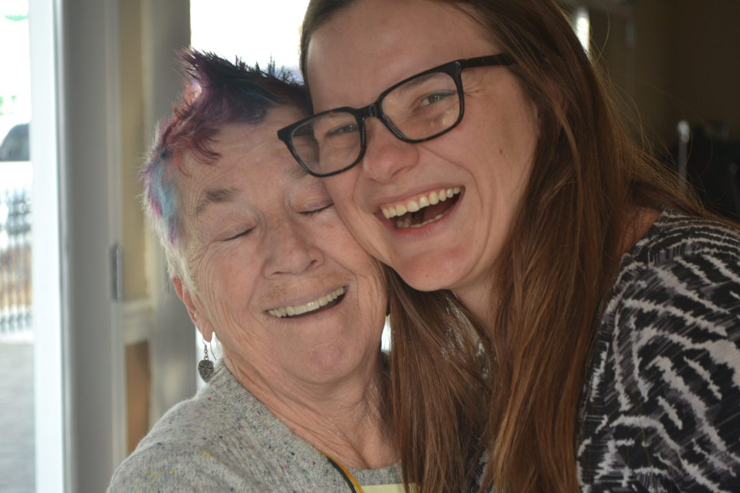 The Open Door Café: A Gathering Place for Peer Support