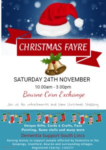 DSSL 2018 Christmas Fayre @ Bourne Corn Exchange | England | United Kingdom